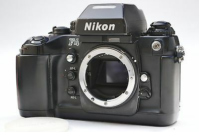 """Excellent+"" Nikon F4 35mm SLR Film Camera Body from Japan B201"