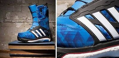 adidas snowboard boots energy boost us8 Brand New!