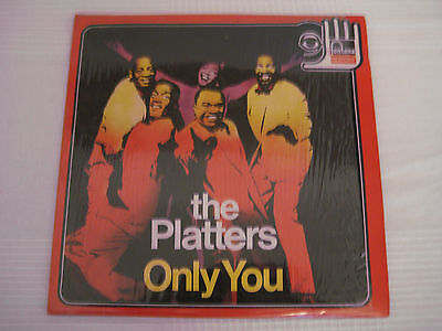 The  Platters  Only You  LP Fontana Special 1973