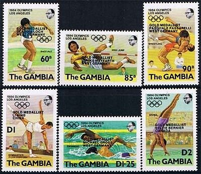 Gambia 576/81 **