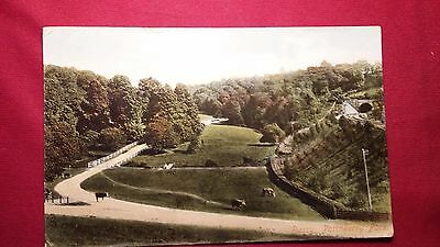 Barry Porthkerry Park Wales Frith's Series 1912 Postcard