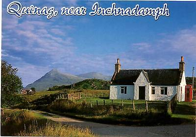Quinag - near Inchnadamph - Highland - Scotland - Postcard