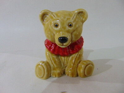 """Stunning, Collectable Wade """"Ruffles The Bear"""""""