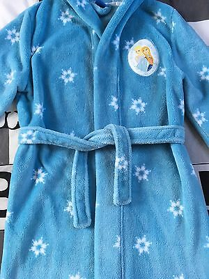 Disney Frozen Dressing Gown Age 9-10 Years