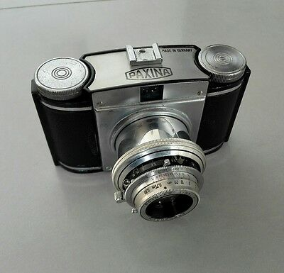 Paxina made in germany 75/3.5 medio formato 6x6 vintage camera