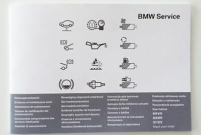 bmw original service booklet manual book all models 1er 3er 5er 6er rh picclick co uk bmw manual book pdf bmw x1 manual book