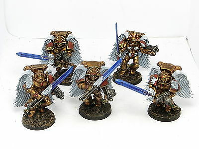 SANGUINARY GUARD  -  Painted, Warhammer 40K Blood Angels Space Marine Army