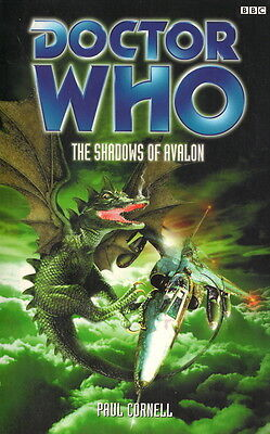 Dr Who:THE SHADOWS OF AVALON (BBC Books)  Excellent/Mint Unread Condition