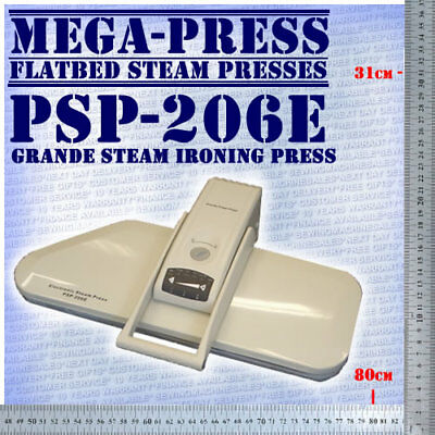 Mega Press Grande Steam Ironing Press