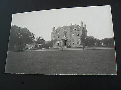 Faringdon House Real Photo RP Postcard by Tom Reveley of Wantage Oxfordshire