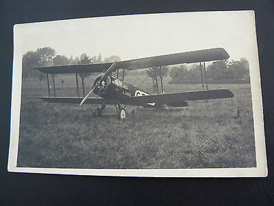Berkshire Aviation Tours Holmes & Jones RP Postcard East Hanney Oxfordshire
