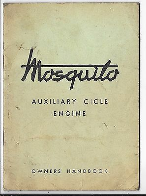 Mosquito Ancilliary Cicle Engine Handbook