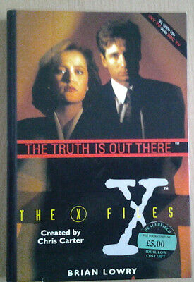 The X Files - The Truth is Out There- Brian Lowry