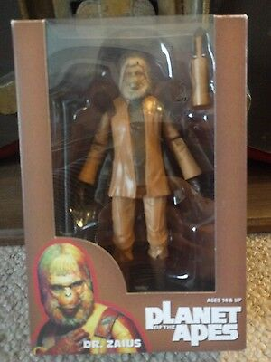 Dr. Zaius action figure. Boxed and unused. Planet of the Apes
