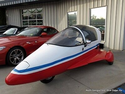 Other Makes Autocycle  1989 Pulse Autocycle Used