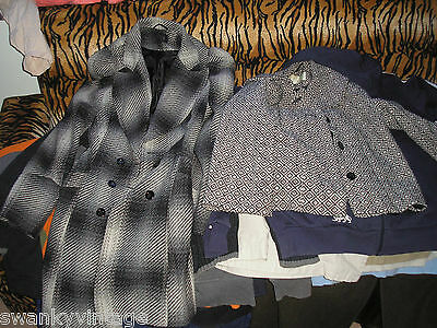 JOB LOT JACKETS COATS JUMPERS x21 USED ITEMS INCL LAURA ASHLEY/NIKE/JOHN LEWIS