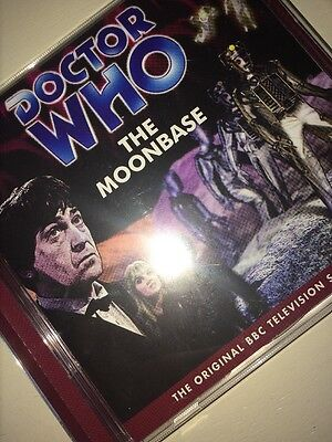 Doctor Who The Moonbase Audio