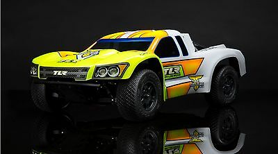 Team Losi Racing 1/10 TEN-SCTE 3.0 4WD SCT Race Kit, TLR03008