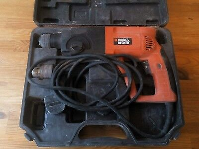 black and decker sds drill kd70
