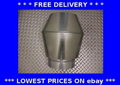 High velocity jet roof cowl, ducting, ventilation, extractor fan, economic price