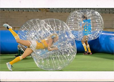 ZORB Football, Bubble FOOTBALL(Soccer) Buyers Information Pack. NOT JUST RULES