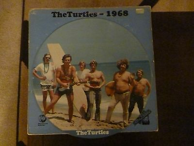 """The Turtles -To See The Sun - 1968 - 12"""" Picture Disc"""