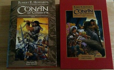 Robert E Howard's Conan of Cimmeria Volume Two Limited Edition