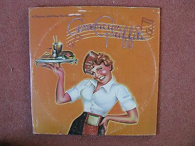 American Graffiti Double LP Album MCA label 1973
