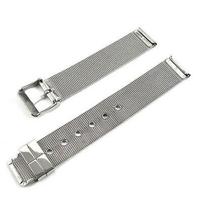 20mm  Fashion Milanese Bracelets Stainless Steel 20mm Wrist Watch Band Strap