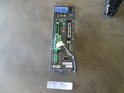 Used Sanyo SanMotion AC Servo Systems RS1L01AZB00A01, Make Offer!!!!