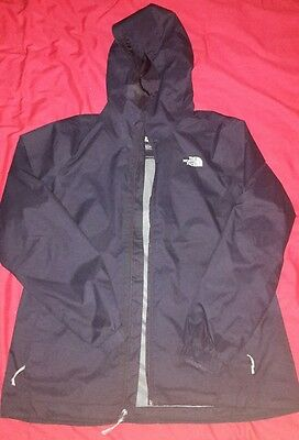 Womens North Face Waterproof Jacket, Large