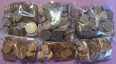 Bulk Load South Africa coins -  see list beow..........F 150