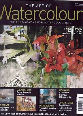 The Art of Watercolour Magazine - December/March 2016/17 - Issue 25
