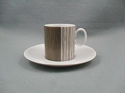Thomas Arabesque Coffee Cup & Saucer