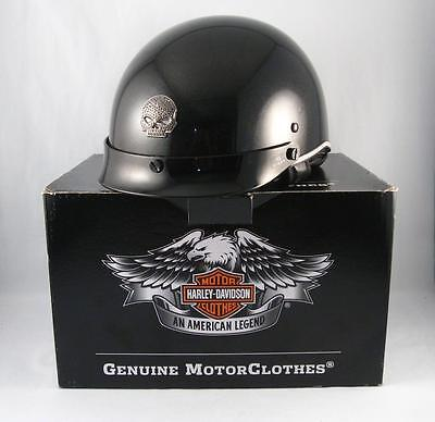 Harley Davidson Women Ultra-Light Half Helmet 98342 15 Vw Xl New W/ Box
