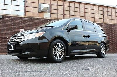 2013 Honda Odyssey  BEAUTIFUL 2013 HONDA ODYSSEY EX-L, LOADED WITH OPTIONS, JUST SERVICED!!!