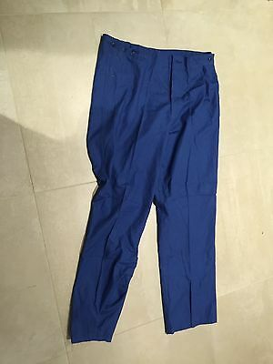 "pajama pant""convalescent"", gi issue,nos,made usa 1953, 100% cotton,32-39"