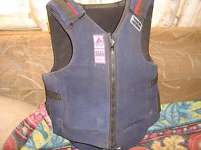 Rodney Powell Equestrian Riding Body Protector Armour Series 4