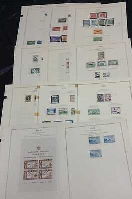 Momen: Ciiba Stamps # Airmail Collection £ R4181S #9284