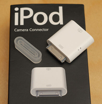 APPLE CAMERA CONNECTOR for Ipod Photo - M9861G/A