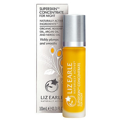 Liz Earle Superskin Concentrate Oil for Night 10ml - Rollerball