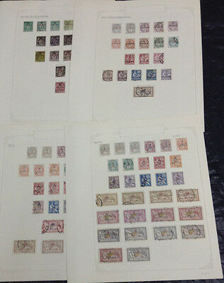 Momen: Morocco Stamps # Collection £ R4061S #9315