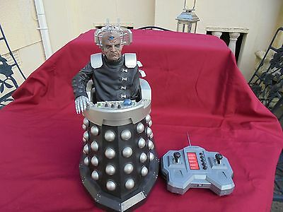 Doctor Who Davros 12 Inch Remote Controlled Dalek
