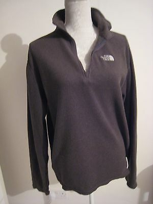 Mens The North Face Polartec Classic  1/4 Zip Fleece Size M