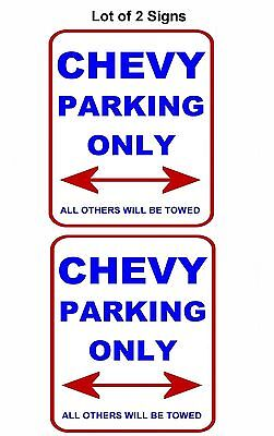"""/""""Red Fox Lovers Parking Only/"""" 9 inch by 11.5 inch Laminated Funny Sign v2"""