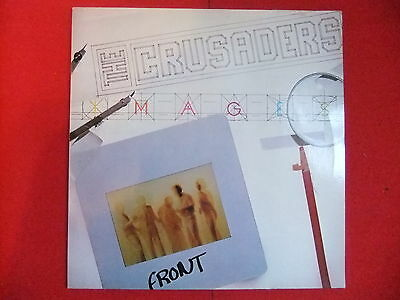 LP THE CRUSADERS-IMAGES /LP M- 1978  Smooth Jazz, Jazz-Funk