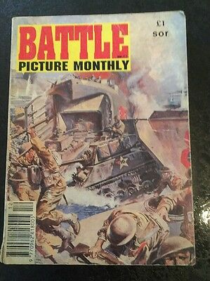 Battle Picture Monthly No 12 £1.00