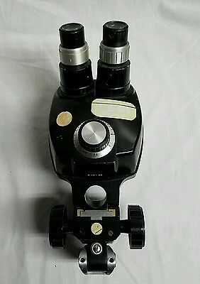 Bausch and Lomb Stereo Zoom Microscope w/ AO 15x WF Eyepieces