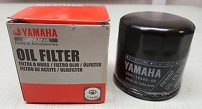OEM Yamaha Oil Filter 5GH-13440-50 Grizzly Apex V-Star Bolt *NEW* FREE SHIPPING
