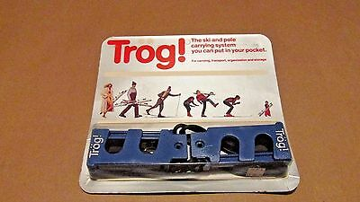 Trog Snow Ski and Pole Holder Carrying Transport Tote System
